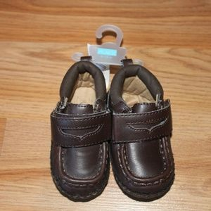 NWT baby infant loafers shoes 6-12mos